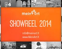MeinArt ANIMATION showreel 2014
