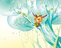 麋鹿王子 2014 NO.3