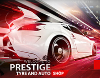 store site Prestige tyre and auto