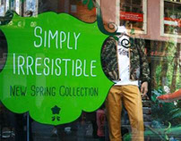 New Spring Collection- TAKEN Store