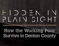 Hidden In Plain Sight- The Working Poor