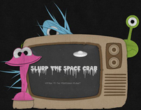 Slurp the space Crab - Voyage to the forbidden Planet