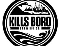 Kills Boro Brewing Co. Logo