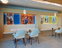 Fonterra Interior Graphics