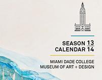 MOA+D Calendar of Events 2013-2014