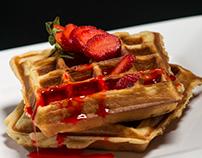 Oxygen Cafe' | Belgian Waffles