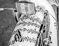 Pegas custom bike