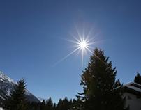 Sunny Weekend on Lenzerheide