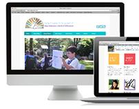 Don't Hide It, Flaunt It - Website Redesign