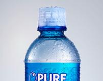 Packshot Pure Water