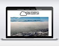 Utah Students For Clean Air Site