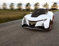 Cakrawala Electric Vehicle - Racing Series