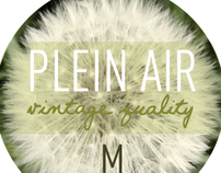 Plein Air - Vintage styled clothing store