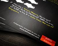 2014 INFOGRAPHIC DESIGN: ASTRO AWANI Compilation I