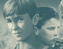 Stand By Me for Stephen King tribute exhibition