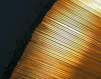 2014 Golden Pin Design Award  Invitation Card