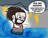 Surfeando Sin Tabla