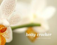 Betty Crocker Rebranding
