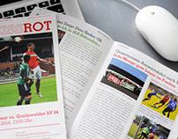 FC Anker Wismar booklet