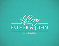 Story of Esther and John