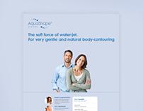 AquaShape® poster design