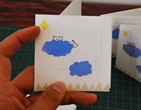 Entre nubes (set 1)