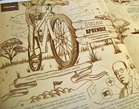 O Ciclista Aprendiz