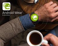 Android Wear Endomondo Concept