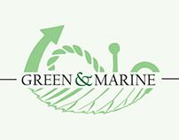 Green & Marine [Logo]