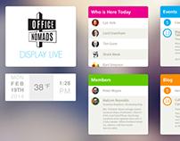 Office Nomads - Display Live