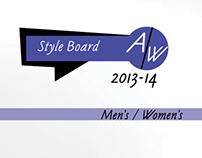 Autumn Winter-2013-14 Style Board