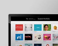 Student portfolio portal,  NID