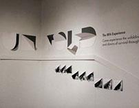 Exhibition Design: UNFOLD