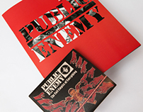 Public Enemy - Album and Calendar Photography