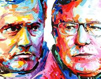 Football Coaches Portrait 2013