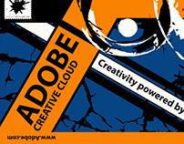 Envelope Advertising For Adode Cloud