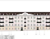 Cultural heritage - hospital renovation project