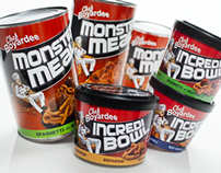 Chef Boyardee Rebrand Packaging