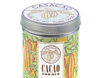 Casacao Product Packaging
