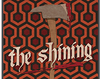 The Shining  |  poster