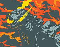 Godzilla Poster Posse Project 7