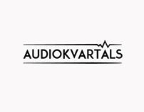 Audiokvartāls logo