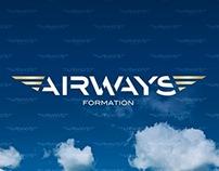 AIRWAYS formation