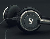 Sennheiser - 3D Animation