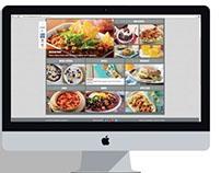 Crazy Cooking Website