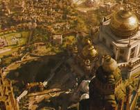 Prince of Persia Film | Alamut Design