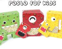 YumYum pasta packaging