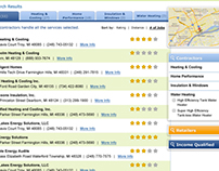 Contractor Search Tool