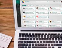 Zinbox webmail v2