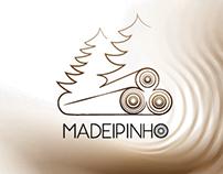Logótipo Madeipinho
